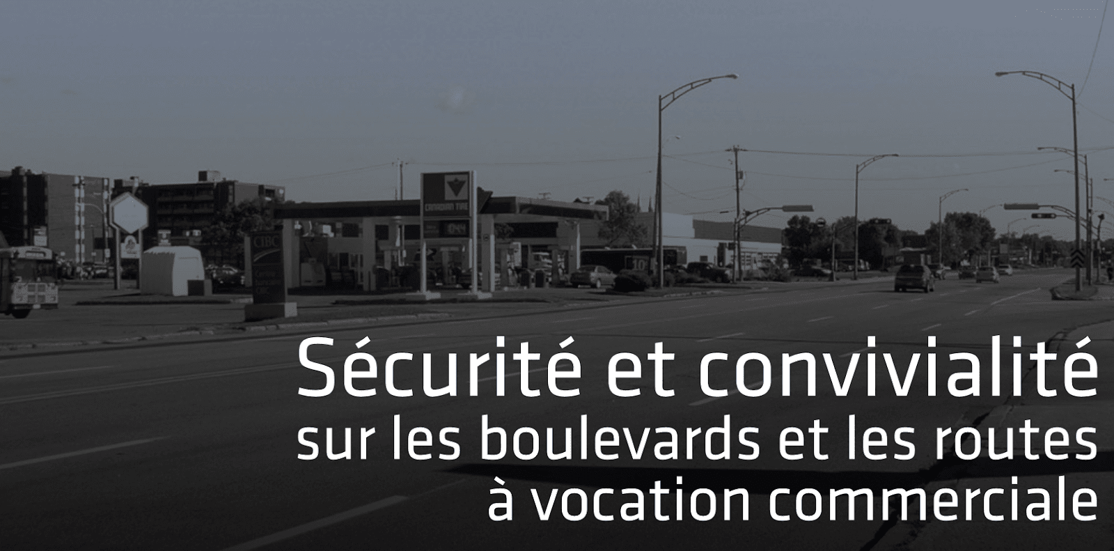 Boulevards Et Routes