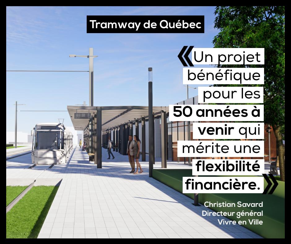 Tramway de Québec : le gouvernement Legault face à un premier test de crédibilité sur son virage vert