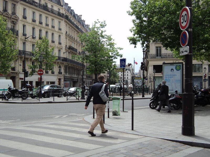 L'expérience individuelle de la proximité et du choix du mode de déplacement à Paris