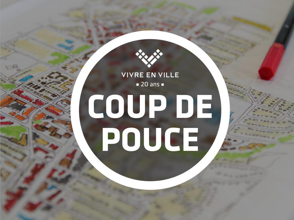 Coup de pouce vivre en ville 2017 vivre en ville la voie des collectivit s viables - Coup de pouce montpellier ...